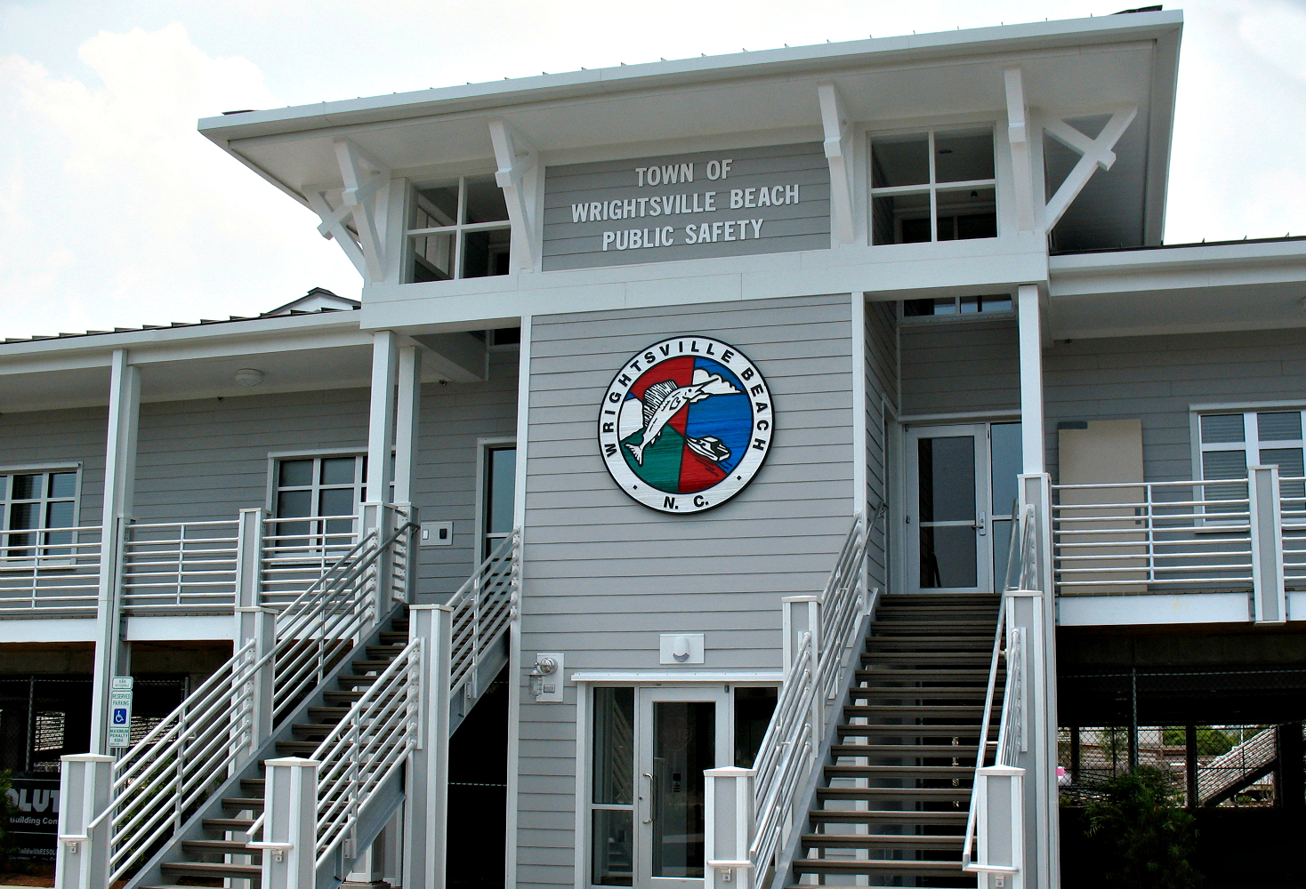 police fire department facility wrightsville beach